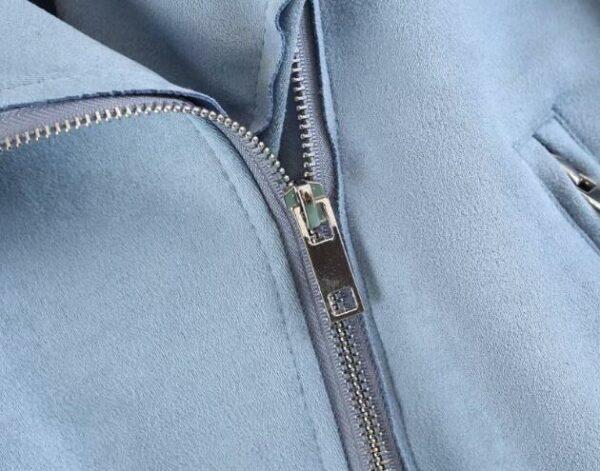 Light Blue Jacket