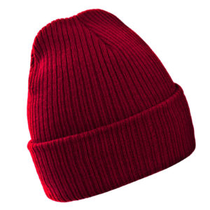 Red Beanie Jimins Airport Fashion Outfit