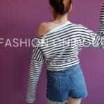 Jimin Striped Shirt