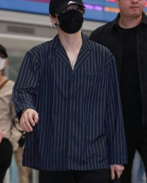 Airport Fashion Blouse | Suga – BTS