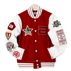 Badgets College Jacket KPOP Fashion