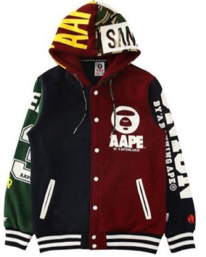 Jimin-Colorful-College-Jacket