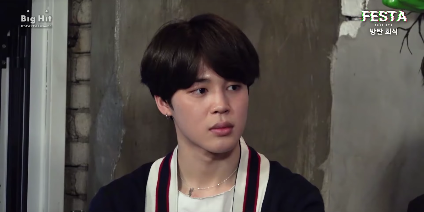 BTS Festa Dinnerparty 2018 | Jimin