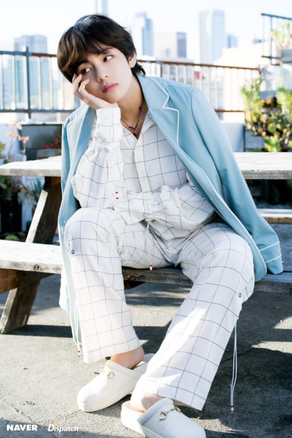BTS Dispatch Pictures | Taehyung