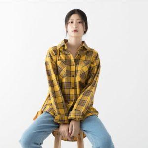 JIimin Yellow Shirt