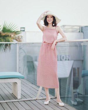 KPOP Fashion – Sana inspired Outfit
