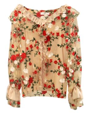 Mamamoo Egoistic MV Solar Outfit – Flower blouse