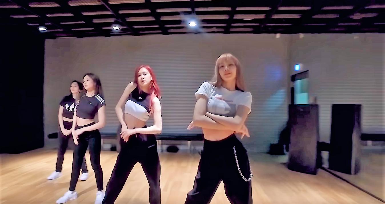 Black Pink show off their moves for 'DDU-DU DDU-DU' dance