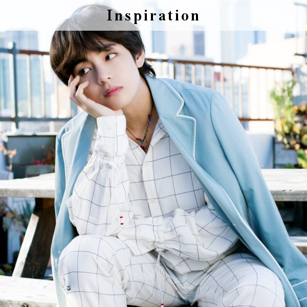 BTS Fashion Inspiration - Taehyungs Outfit from Dispatch