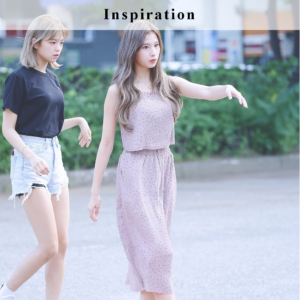 Rose Skirt and Top Set | Sana – Twice