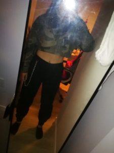 Black Pants With Chain   Lisa – Blackpink