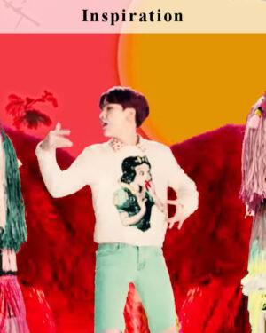 Snow White Sweater | Suga – BTS