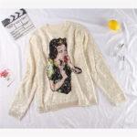 Snow White Sweater   Suga – BTS