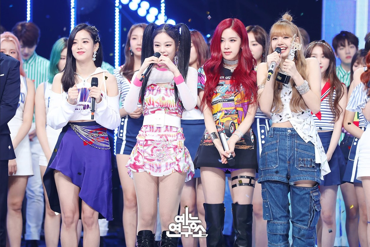QOI: BlackPink 'DDU-DU DDU-DU' Show Music Core Performance | Lisa