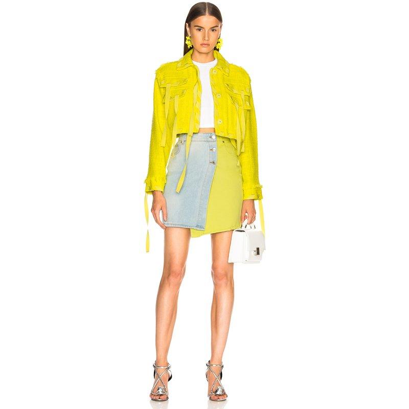 Multicolored Skirt Lisa Blackpink K Fashion At Fashionchingu