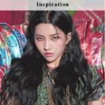 Patterned Tunic   Soyeon – (G)I-DLE
