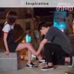 Black Jeans Dress   Kang Mi Rae – My ID is Gangnam Beauty