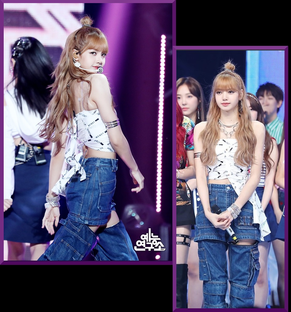 Blackpink Outfit Ideas: Get BlackPink Lisas Outfit From The Music Core Performance