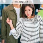 Striped Shirt | Kang Mi Rae – My ID is Gangnam Beauty