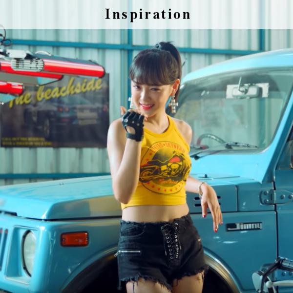 Biker Shorts | Sejeong – Gugudan