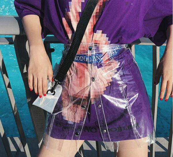 Transparent Skirt | Soyeon – (G)I-DLE