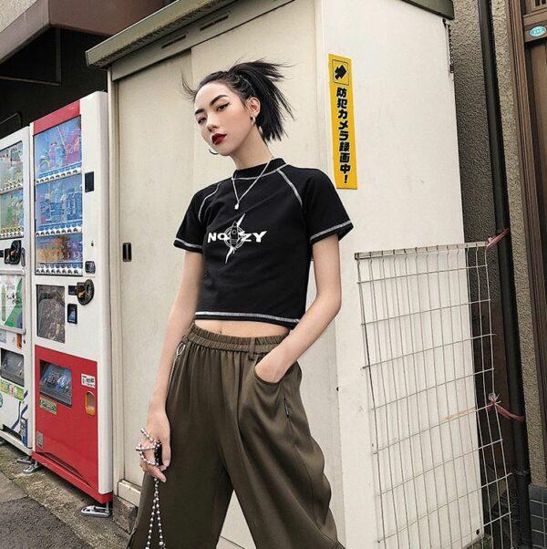 Black Nozy T-Shirt | Soyeon – (G)I-DLE