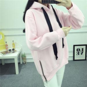 BTS Fashion Jin Pink Sweater