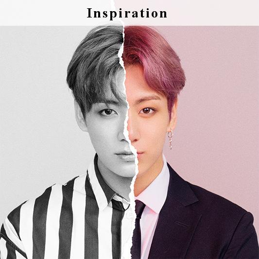 Kookie Infinity Earrings    Jungkook – BTS
