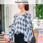 Blouse with Balloon Sleeves | Kang Mi Rae – My ID is Gangnam Beauty