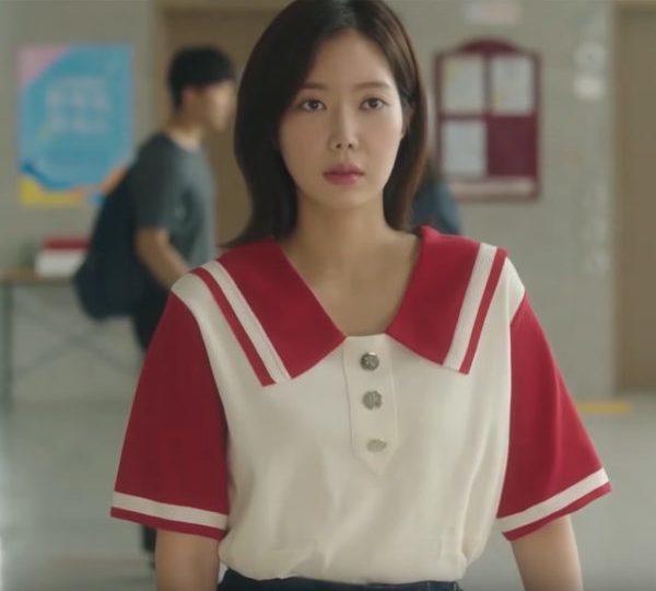 Sailor T-Shirt | Kang Mi Rae – My ID is Gangnam Beauty