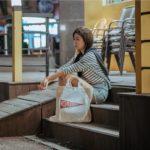Harvard Canvas Bag   Kang Mi Rae – My ID is Gangnam Beauty