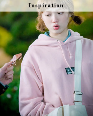 Pink Sweater | Kim Bok Joo – Weightlifting Fairy Kim Bok Joo