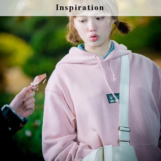 Pink Sweater | Kim Bok Joo – Weightlifting Fairy Kim Bok Joo