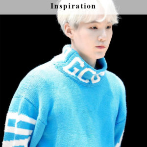 Blue Sweater | Suga – BTS