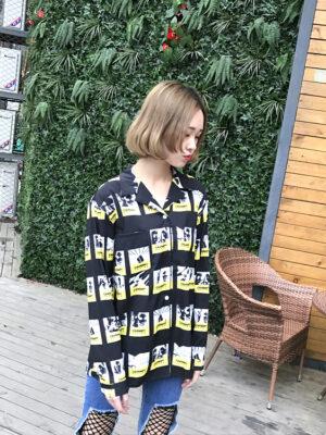 BTS – Suga – Yellow Black Shirt Inspirations