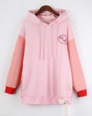 Do Bong Soon – Strong Woman Pink Aloha Hoodie