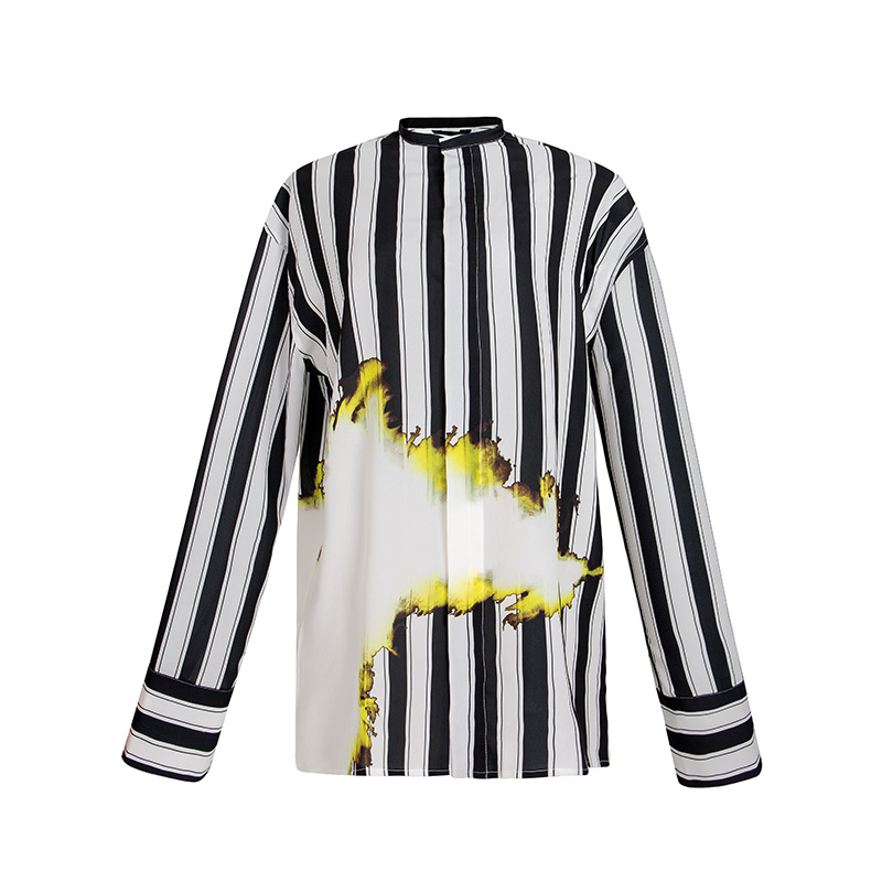 Shirt with flames that Rapmonster wore in Not Today