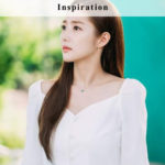 White Top Blouse | Kim Mi So
