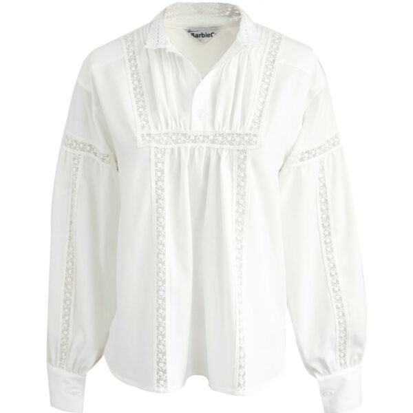 White Blouse | Kim Mi So
