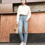 Straight High-Waist Jeans | Lisa – Blackpink