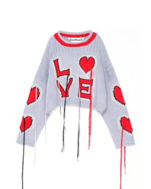 Love Short Sweater I love you MV EXID