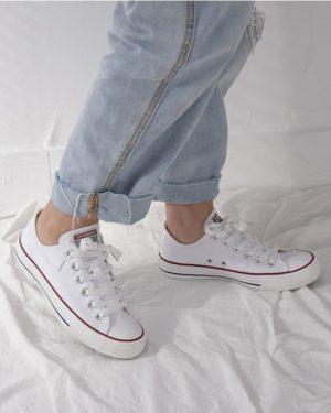 Lisa White Sneakers (5)