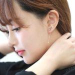 Silver Flower Earrings | Jung Hee Joo – Memories of the Alhambra