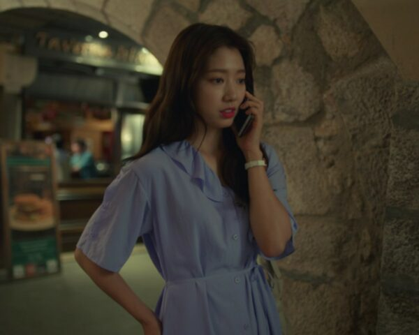 Blue Cute Dress | Jung Hee Joo – Memories of the Alhambra