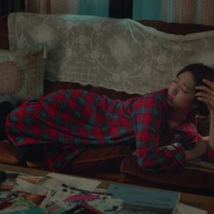 Blue Checkered Blouse   Jung Hee Joo – Memories of the Alhambra