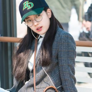 Green Baseball Cap | Nam Hong Joo – While You Were Sleeping