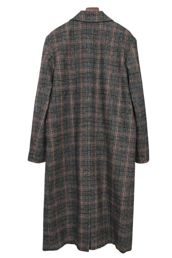 Checkered Coat | Nam Hong Joo – While You Were Sleeping