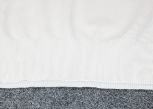 White Turtleneck Pullover | Nam Hong Joo – While You Were Sleeping