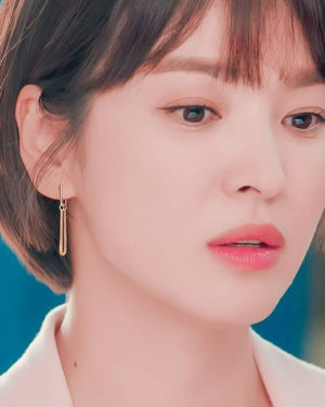 Long Chain Earrings | Cha Soo-Hyun – Encounter