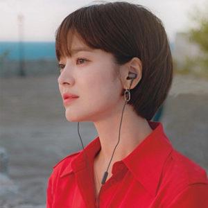 Silver Chain Earrings | Cha Soo-Hyun – Encounter
